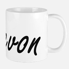 Trevon Artistic Name Design Mug