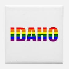 Idaho Pride Tile Coaster