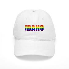 Idaho Pride Baseball Baseball Cap