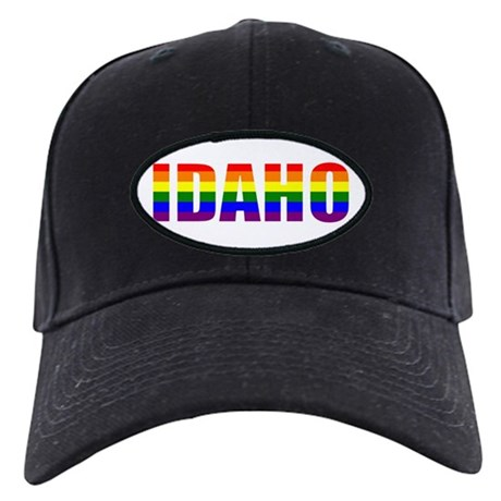 Idaho Pride Black Cap
