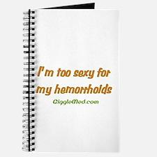 Too Funny Hemorrhoids Journal