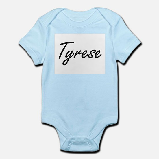 Tyrese Artistic Name Design Body Suit
