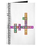 Do crosswords Journal