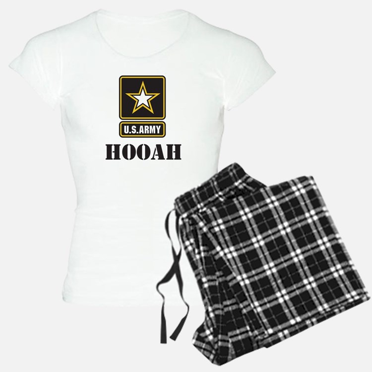US ARMY HOOAH Pajamas