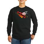 Mom Long Sleeve Dark T-Shirt