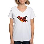 Mom Women's V-Neck T-Shirt