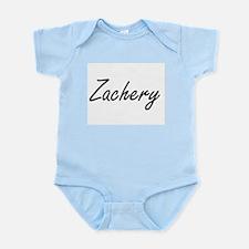 Zachery Artistic Name Design Body Suit