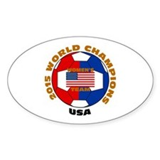2015 World Champions Decal
