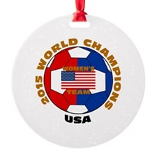 2015 World Champions Ornament