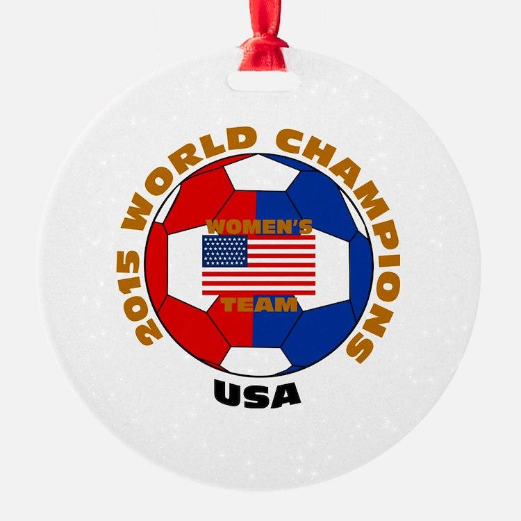 2015 World Champions Ornament