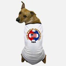 2015 World Champions Dog T-Shirt