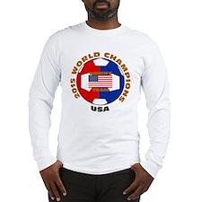 2015 World Champions Long Sleeve T-Shirt
