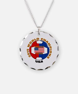 2015 World Champions Necklace