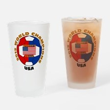 2015 World Champions Drinking Glass