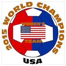 2015 World Champions Poster