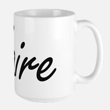 Zaire Artistic Name Design Mugs