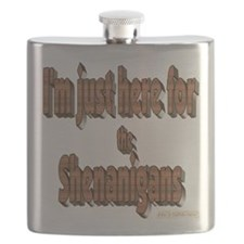 Just here for the shenanigans Flask