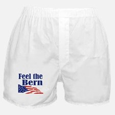 Feel the Bern Boxer Shorts