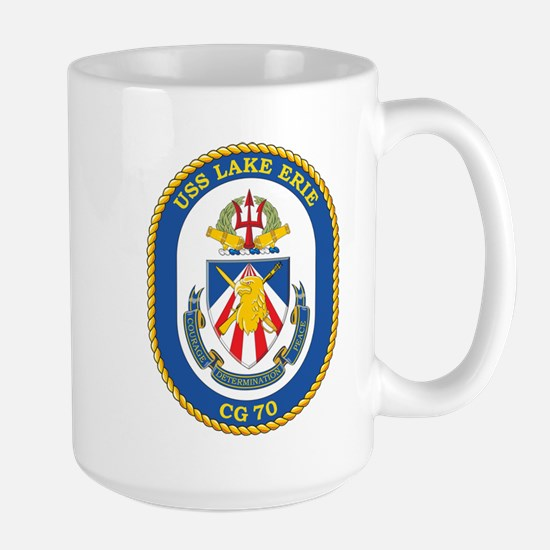 Uss Lake Erie Cg 70 Mugs