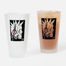 MGK Skull Drinking Glass