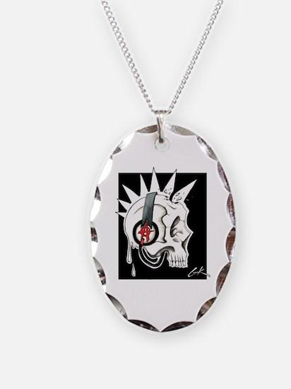 MGK Skull Necklace