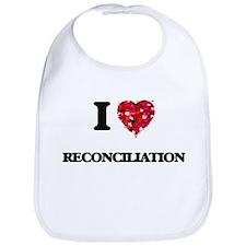 I Love Reconciliation Bib