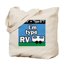 Type RV Tote Bag
