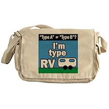 Type RV Messenger Bag