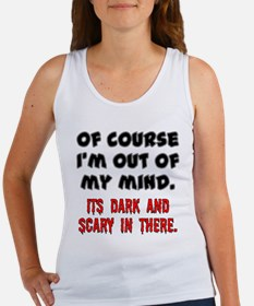 DARK AND SCARY Tank Top