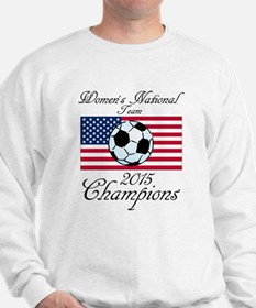 2015 Champions Women's National Soccer Team Sweats