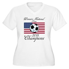2015 Champions Women's National Soccer Team Plus S