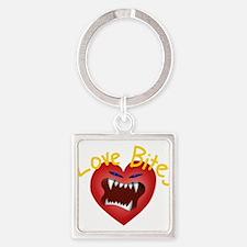 Love Bites Keychains