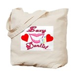 Sexy Dentist Tote Bag