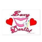 Sexy Dentist Postcards (Package of 8)