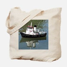 Model tugboat Tote Bag