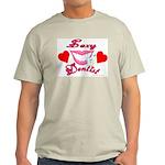 Sexy Dentist Ash Grey T-Shirt