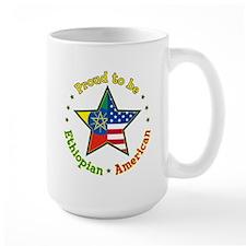 Large Mug/Ethiopian American