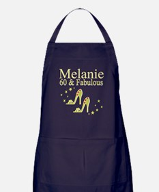 SIZZLING 60TH Apron (dark)