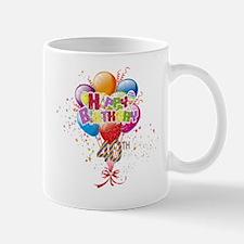 Happy 40th Birthday Mug