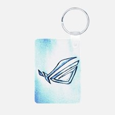 ROG Aluminum Photo Keychain