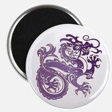 Unique Deep purple Magnet