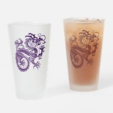 Unique Amethyst Drinking Glass