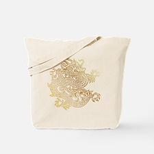 Unique Brass Tote Bag