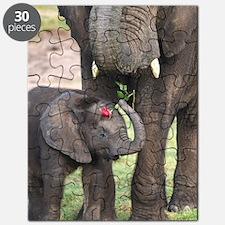 ROMANCE ELEPHANT Puzzle