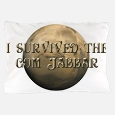Dune - I survived the Gom Jabbar Pillow Case