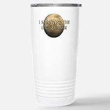 Dune - I survived the G Travel Mug