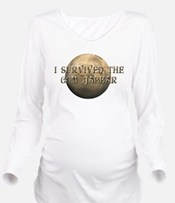Dune - I survived th Long Sleeve Maternity T-Shirt