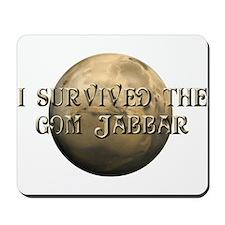 Dune - I survived the Gom Jabbar Mousepad