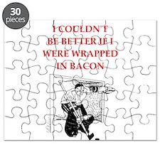 hockey joke Puzzle