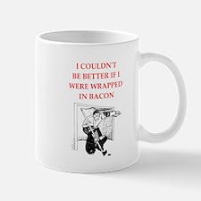 hockey joke Mugs